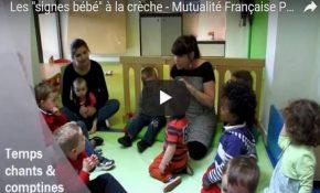 crèche enfants langage