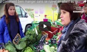 alimentation budget fruits légumes