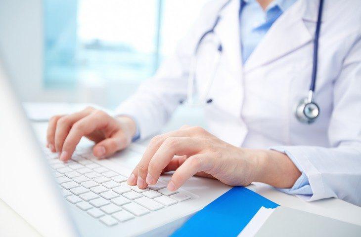 facture électronique chez le médecin