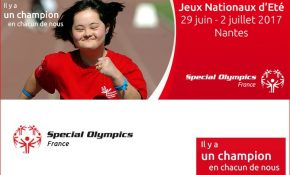 Jeux nationaux special olympics