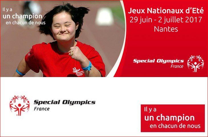 Jeux nationaux special olympics