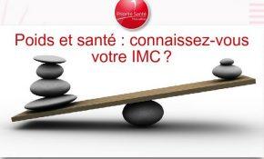 IMC poids santé