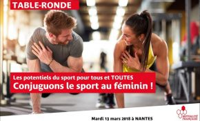 sport femmes table-ronde