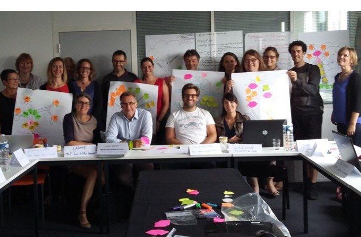 Atelier d'écriture avec les professionnels des maisons de santé pluriprofessionnelles