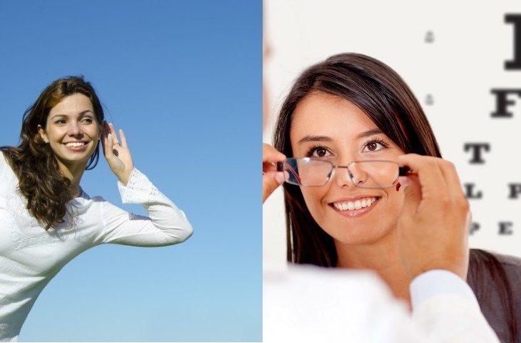 Protéger sa vision et son audition
