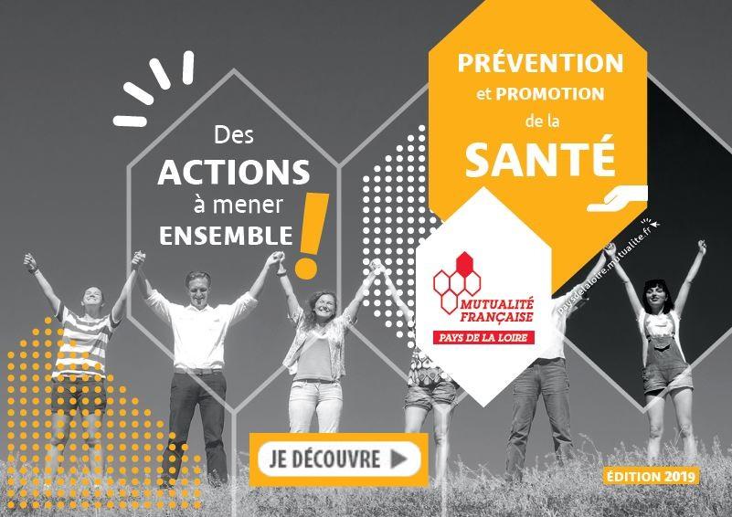 Découvrez les actions de prévention santé de la Mutualité en Pays de la Loire