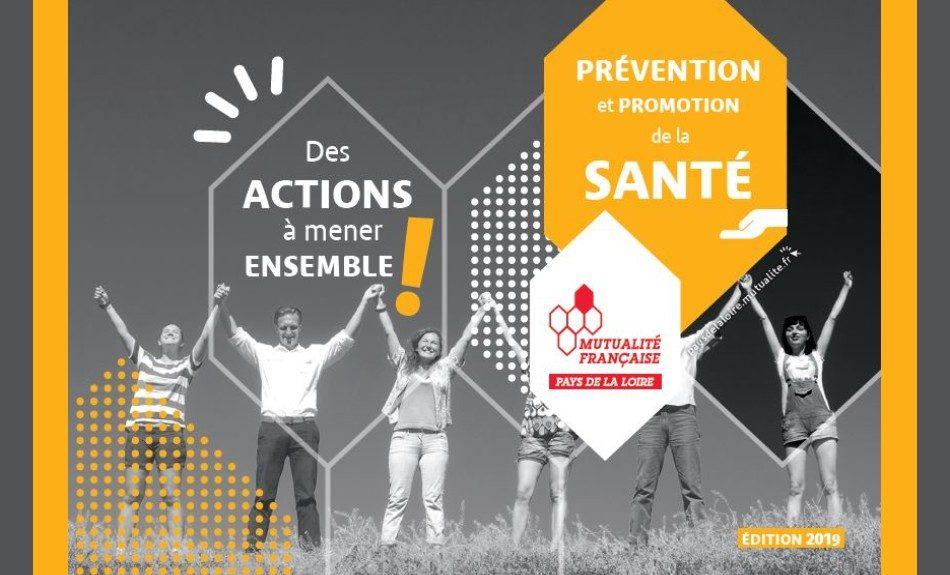 Programme d'actions en prévention santé de la Mutualité 2019