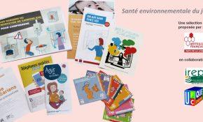Documentation sur la santé environnementale du jeune enfant