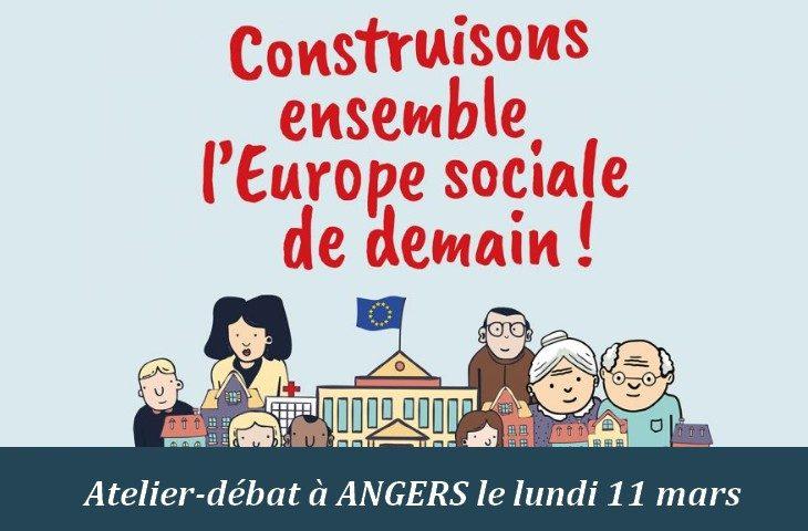 Atelier-débat Place de la Santé -Europe
