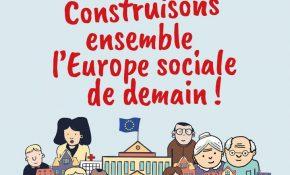 Construisons ensemble l'Europe sociale de demain