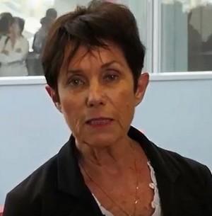 Geneviève Couraud, membre du Haut Conseil à l'Egalité