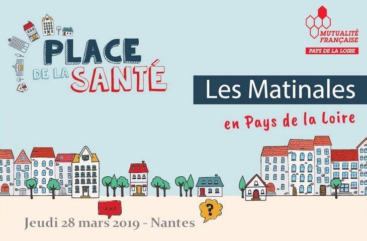 La Matinale de la Mutualité Française Pays de la Loire sur les inégalités en santé des femmes