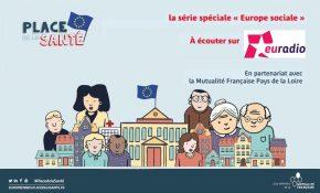 Euradio et la Mutualité Française s'associent autour de l'Europe sociale