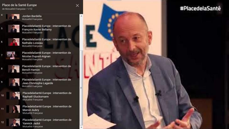 Place de la santé Les Européennes : Grand oral du 11 avril