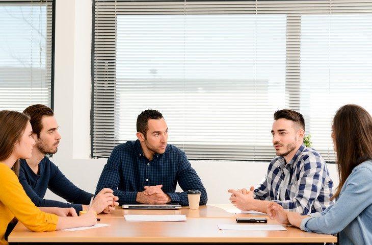 Groupe d'échange de salariés aidants