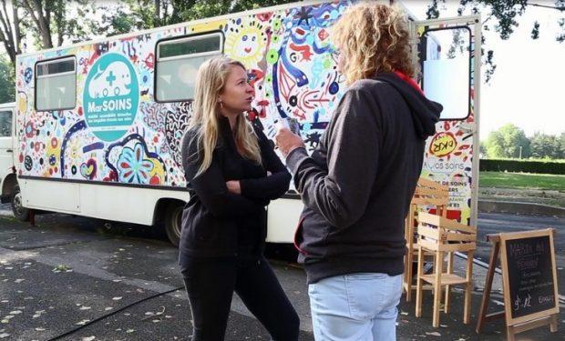 Les mardis au féminin du camion mobile Le MarSOINS