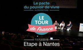 Pacte du pouvoir de vivre à Nantes
