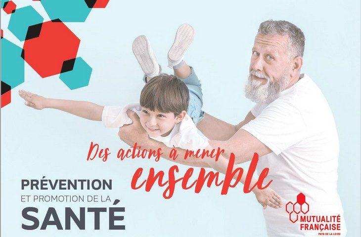 Découvrez les actions de prévention promotion santé 2020 de la Mutuaité Française Pays de la Loire