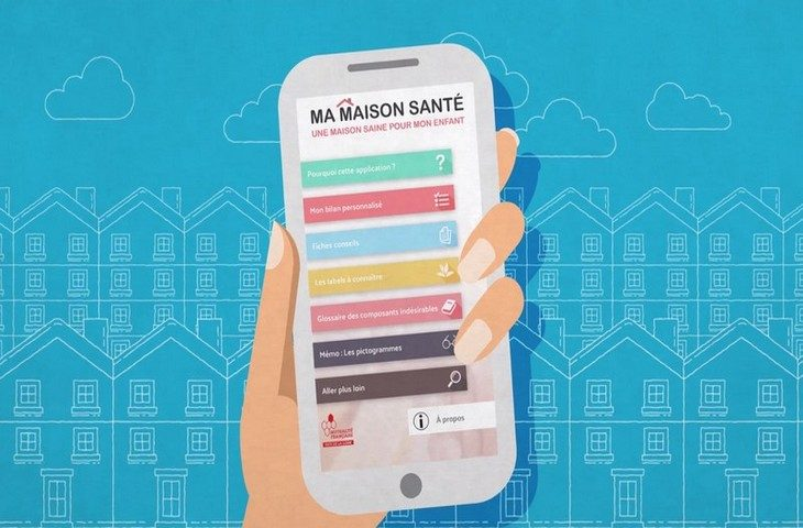 L'application gratuite Ma Maison Santé