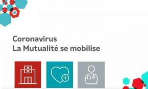La Mutualité se mobilise face au coronavirus